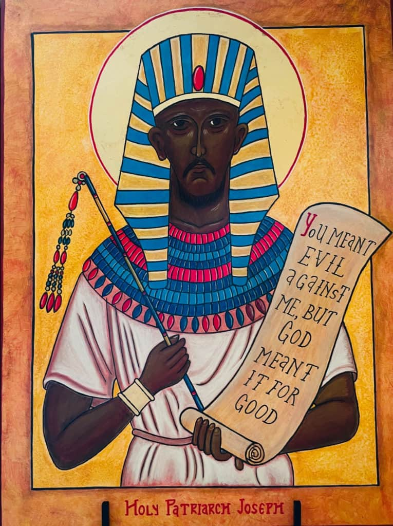Joseph our Patriarch to Black History Month 1