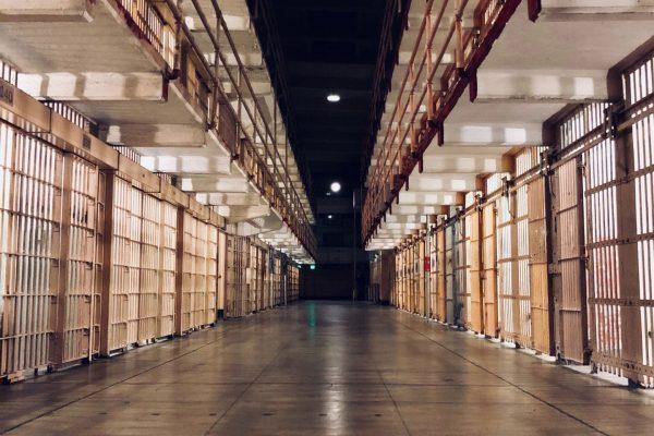 vertical prison cells